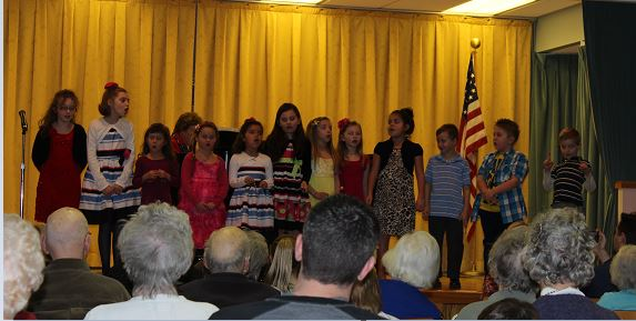 Littlest Angels at Heath Village March 2013