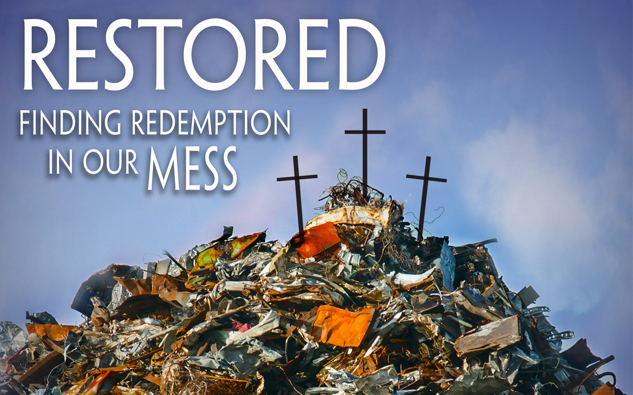 restored lenten small groups signup redemption