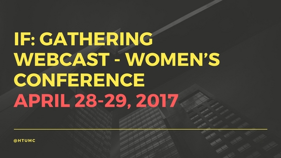 if gathering webcast womens conference trinty church