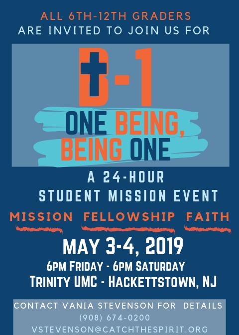 B1 Fast Invitation Poster 2019