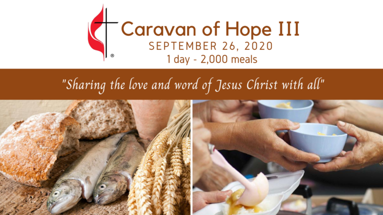 Caravan of Hope date and time preview